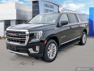 "New 2021 GMC Yukon XL SLT ""Fall into Savings!"" for sale in Winnipeg, MB"