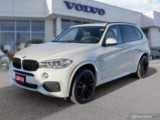 Used 2018 BMW X5 xDrive35i M-Sport! Enhanced! Lease Return! for sale in Winnipeg, MB