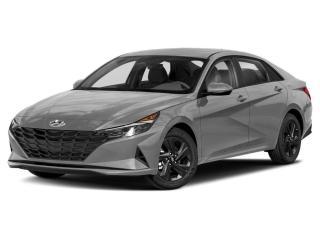 New 2022 Hyundai Elantra PREFERRED TECH for sale in Winnipeg, MB