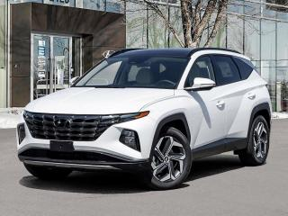 New 2022 Hyundai Tucson Hybrid Luxury for sale in Winnipeg, MB