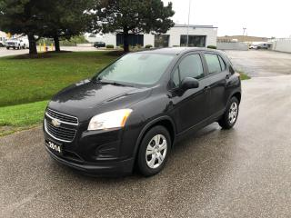 Used 2014 Chevrolet Trax LS for sale in Cambridge, ON