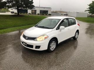 Used 2011 Nissan Versa 1.8 S for sale in Cambridge, ON