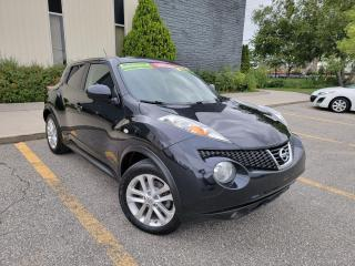 Used 2013 Nissan Juke SL,AWD,NAVIGATION, REAR CAM,LEATHER, CERTIFIED. for sale in Mississauga, ON