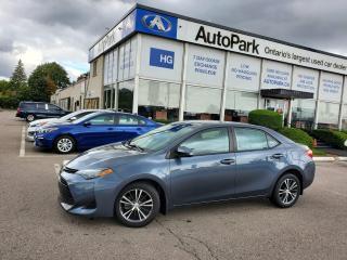 Used 2018 Toyota Corolla LE for sale in Brampton, ON
