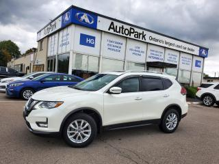 Used 2019 Nissan Rogue SV PANORAMIC ROOF | REAR CAMERA | HEATED SEATS | AWD | for sale in Brampton, ON