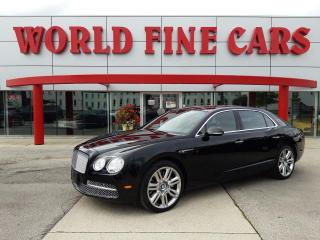 Used 2016 Bentley FLYING SPUR W12 | 600+ HP | LOADED | Ontario Local for sale in Etobicoke, ON