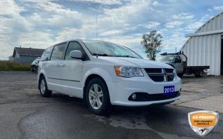Used 2013 Dodge Grand Caravan Crew YOU SAFETY, YOU SAVE!!! for sale in Sault Ste. Marie, ON
