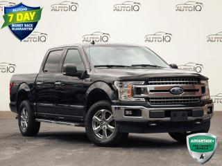 Used 2018 Ford F-150 XLT | 3.3L | V6 | 4WD | CLASS IV TRAILER HITCH RECEIVER | POWER ADJUSTABLE PEDALS | TRAILER TOW PACK for sale in Waterloo, ON