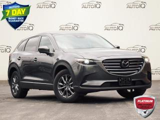 Used 2020 Mazda CX-9 7 PASSANGER | GS | AWD | DUAL A/C | POWER SEATS | POWER WINDOWS | REAR A/C | REAR PARKING CAMERA | H for sale in Waterloo, ON