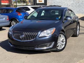 Used 2014 Buick Regal Turbo Premium I AWD, LEATHER HEATED SEATS, BACKUP CAMERA & MUCH MORE for sale in Saskatoon, SK
