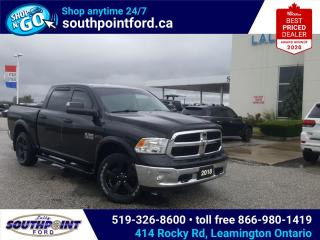 Used 2018 RAM 1500 SLT OUTDOORSMAN|ECODIESELNAV|HTD SEATS|SUNROOF|HTD STEERING|REMOTE START for sale in Leamington, ON