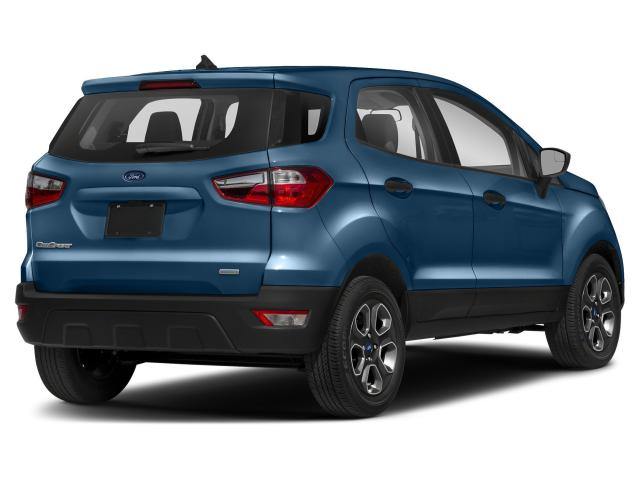 2021 Ford EcoSport 4WD S