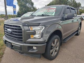 Used 2017 Ford F-150 XLT for sale in Pembroke, ON
