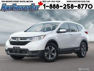 Used 2019 Honda CR-V LX | CVT | ANDROID | CARPLAY | CAM | HTD STS & MOR for sale in Milton, ON