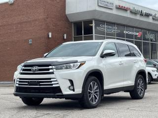 Used 2019 Toyota Highlander XLE NAVI/LEATHER/SUNROOF for sale in Concord, ON