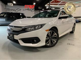 Used 2016 Honda Civic Sedan EX-T I CAM | CLEAN CARFAX | BLUETOOTH | COMING SOO for sale in Vaughan, ON