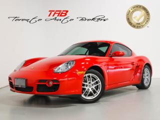 Used 2008 Porsche Cayman 245 HP   LOCAL VEHICLE   1 OWNER   LOCAL VEHICLE for sale in Vaughan, ON