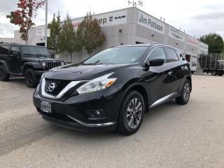 Used 2017 Nissan Murano SUNROOF**NAVIGATION**LOW KMS**ACCIDENT FREE for sale in Surrey, BC