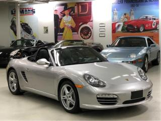 Used 2009 Porsche Boxster 2dr Roadster w PDK for sale in Paris, ON