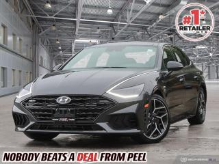 Used 2021 Hyundai Sonata N Line for sale in Mississauga, ON