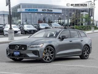 Used 2020 Volvo V60 Polestar ONE OWNER| NO ACCIDENTS| FINANCE AVAILABL for sale in Mississauga, ON