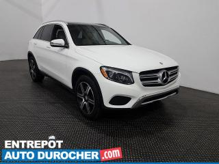 Used 2016 Mercedes-Benz GL-Class 300 AWD Cuir-Toit ouvrant- Navigation- Climatiseur for sale in Laval, QC