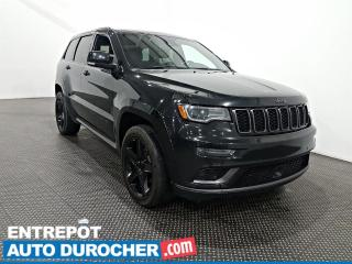Used 2018 Jeep Grand Cherokee High Altitude II 4x4 Cuir - Toit panoramique for sale in Laval, QC