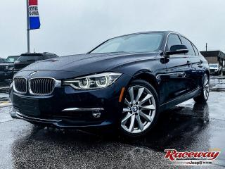 Used 2017 BMW 3 Series | AWD | HEATED SEATS | BACK UP CAM for sale in Etobicoke, ON