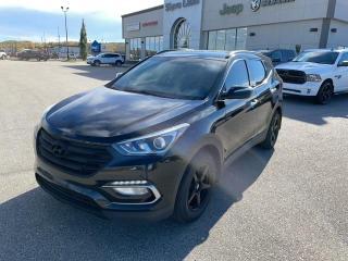Used 2017 Hyundai Santa Fe SPORT, ALL WHEEL DRIVE, BLUETOOTH for sale in Slave Lake, AB