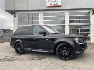 Used 2013 Land Rover Range Rover SPORT HSE for sale in Surrey, BC