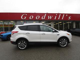 Used 2015 Ford Escape SE! CLEAN CARFAX! HEATED SEATS! for sale in Aylmer, ON