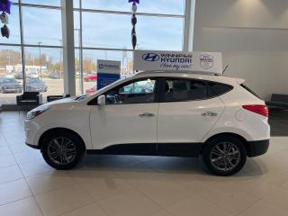 Used 2015 Hyundai Tucson GLS - Bluetooth, Keyless entry, Cruise Control for sale in Winnipeg, MB