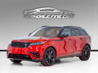 Used 2019 Land Rover Range Rover Velar P380 R-Dynamic HSE Drivers Assist, Navi, Panoramic, Loaded! for sale in Concord, ON