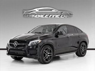 Used 2018 Mercedes-Benz GL-Class GLE43 AMG AMG GLE43 4MATIC Coupe Intelligent Drive Pkg, Loaded! for sale in Concord, ON