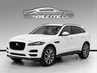 Used 2018 Jaguar F-PACE 25t AWD Prestige, Navigation, Panoramic, Loaded! for sale in Concord, ON