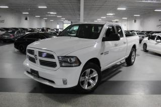 Used 2017 RAM 1500 HEMI SPORT NO ACCIDENTS I NAVIGATION I LEATHER I REAR CAMERA for sale in Mississauga, ON