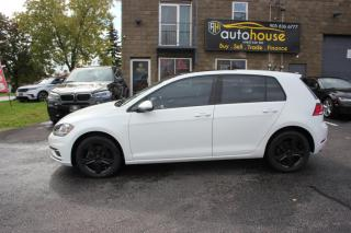 Used 2018 Volkswagen Golf LEATHER SEATS /SUNROOF /APPLE CARPLAY /BACKUP CAMERA for sale in Newmarket, ON