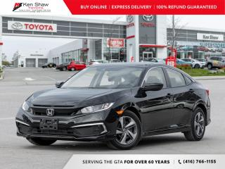 Used 2021 Honda Civic for sale in Toronto, ON