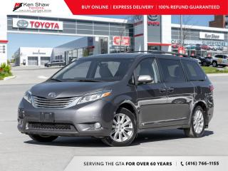 Used 2015 Toyota Sienna 7 PASSENGER for sale in Toronto, ON