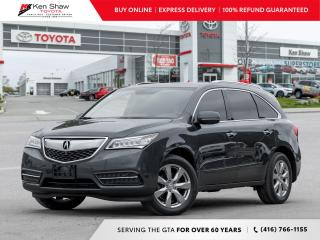 Used 2015 Acura MDX SH-AWD for sale in Toronto, ON