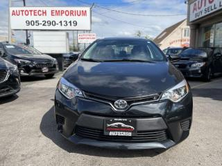 Used 2016 Toyota Corolla LE PLUS w/Sunroof Camera/Bluetrooth/Alloys/GPS* for sale in Mississauga, ON