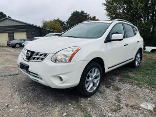 Used 2012 Nissan Rogue AWD for sale in Barrie, ON