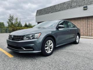 Used 2018 Volkswagen Passat TRENDLINE PLUS | NO ACCIDENT for sale in Barrie, ON