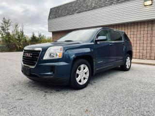 Used 2016 GMC Terrain NO ACCIDENTS | AWD | for sale in Barrie, ON