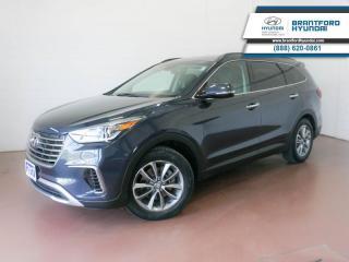 Used 2017 Hyundai Santa Fe XL 7 PASSENGER | POWER LIFTGATE | REMOTE START  - $163 B/W for sale in Brantford, ON
