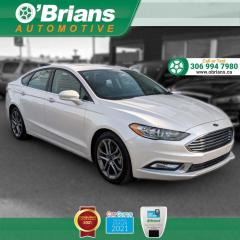 Used 2017 Ford Fusion SE w/AWD for sale in Saskatoon, SK
