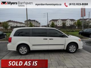 Used 2013 Dodge Grand Caravan SE  - $73 B/W for sale in Ottawa, ON