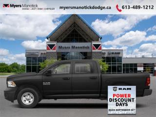 New 2021 RAM 1500 Classic - $417 B/W for sale in Ottawa, ON