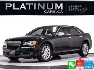 Used 2014 Chrysler 300 Series C, KEYLESS, NAV, UCONNECT, HEATED for sale in Toronto, ON