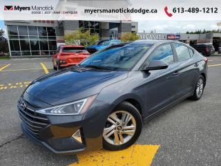 Used 2019 Hyundai Elantra Preferred  - Heated Seats - $123 B/W for sale in Ottawa, ON